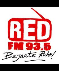 Logo used for illustrative purposes only. Copyright with RedFM 93.5
