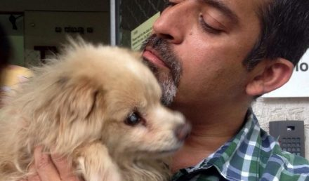 Rakesh Shukla I Founder VOSD & TWB I VOSD Dog Sanctuary