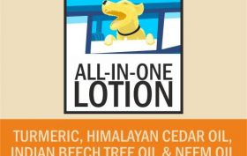 VOSD Organic All in one lotion